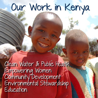 Our Work in Kenya