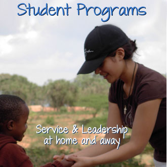 Student Service and Leadership Programs